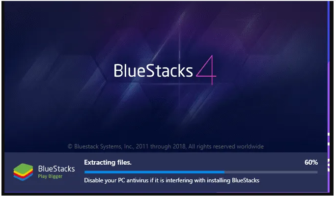 Download BlueStacks for PC