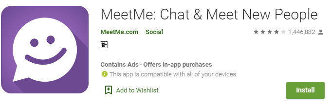 Download MeetMe for PC, MAC, Windows 7/8/10 - ForPCTips