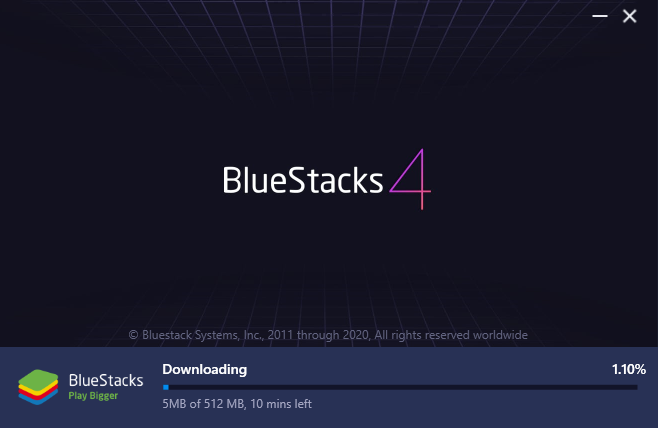 Download BlueStacks for pc 1