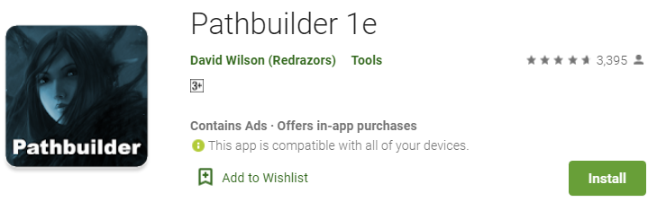 download pathbuilder for pc 1