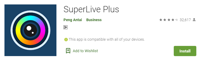 download superlive plus for pc